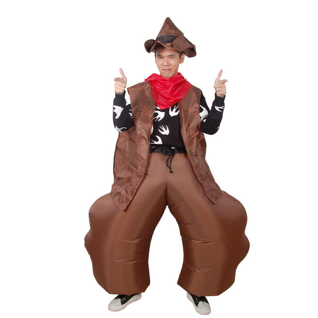 Halloween Purim Party Inflatable Cowboy Costume Adults Cowgirl Ole Cow Cosplay Funny Dress Blow Up Suits  sc 1 st  AliExpress.com & Halloween Purim Party Inflatable Cowboy Costume Adults Cowgirl Ole ...