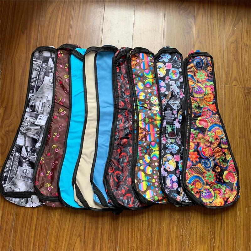 Portable 23 24 Inch Concert Ukulele Waterproof Gig Bag Case Uku Protect Backpack Adjustable Shoulder Strap Small Guitarra Cover