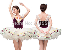 2014 NEW Adult Child Ballet Tutu Dresses With Velvet Front Ballet Skirts Costumes Tutu Dresses For
