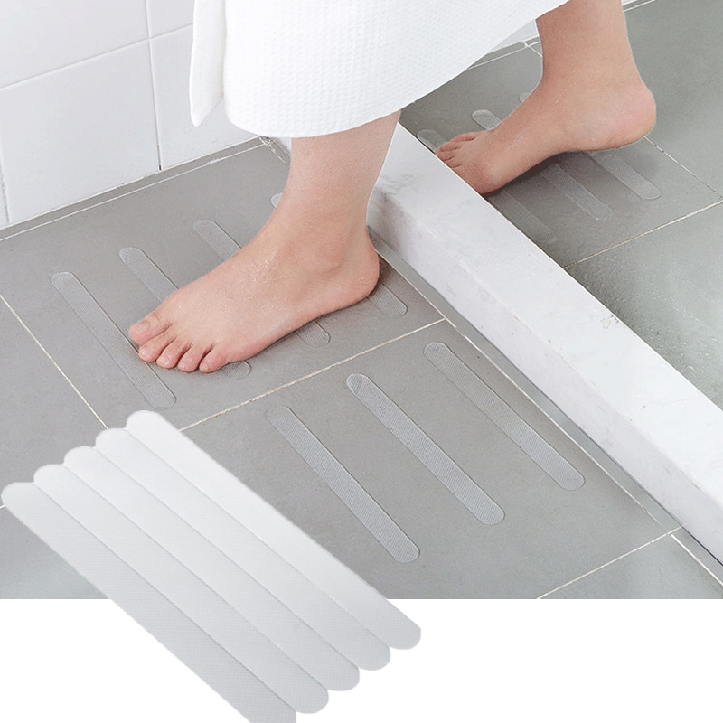 Self Adhesive Grip Stickers Bath Mat Anti Slip Swimming