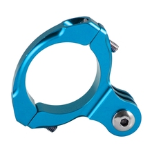 Handlebar seat post mount for Gopro Hero2 Gopro Hero3 Gopro Hero3+ Gopro Hero 4, Blue цены онлайн
