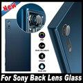 Tampa do protetor protetor de lente da câmera de proteção para sony xperia xz x compact xa M4 M5 Z4 Z3 Z2 Z1 Z Ultra Z5 E5 Filme Vidro Temperado