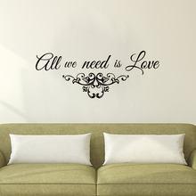 Calidad Compra Need Decals Love De Alta Lotes Walls Baratos POuXTwkilZ
