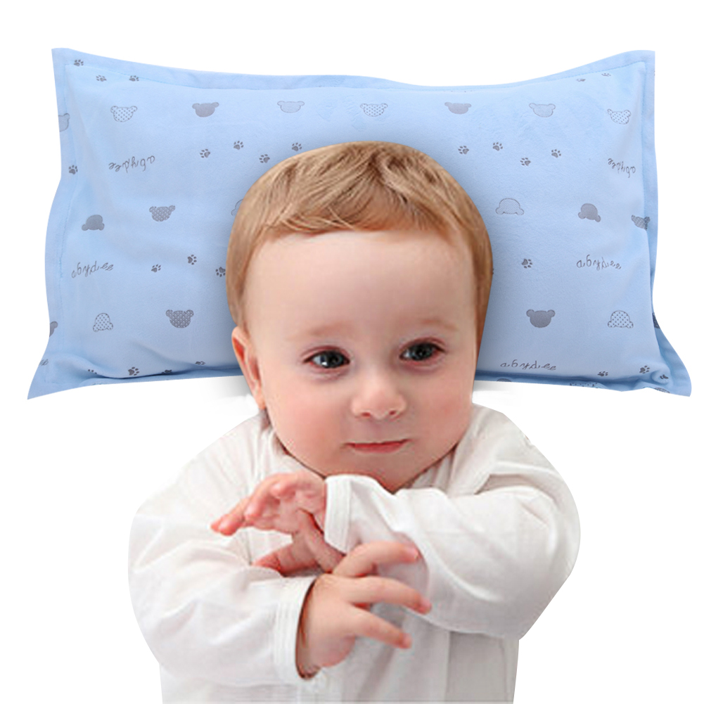 Baby bed and pillow - Baby Pillow Newborn Infant Sleep Bed Pillows Baby Sleeping Pillow Baby Crib Baby Bed Car Seat