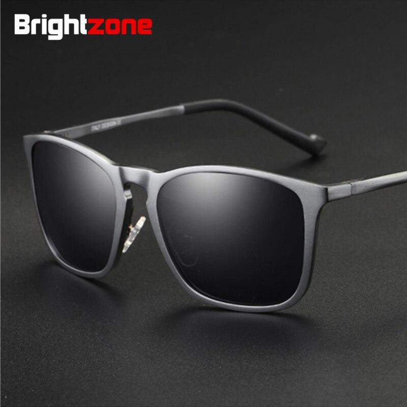Brightzone Coleção Premium Alumínio E Magnésio Aro Completo Óculos  Polarizados Pesca óculos de Sol Oculos de b8f55f1531