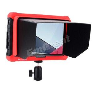 Image 3 - Lilliput A7s 7 인치 1920x1200 HD IPS 스크린 500cd/m2 카메라 필드 모니터 DSLR 미러리스 카메라 용 4K HDMI 입력 출력 비디오