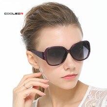 Famosa marca de alta calidad mujeres de la manera 2017 gafas de sol de las mujeres polarizadas de conducción nocturna gafas de sol gafas de sol mujer Gafas