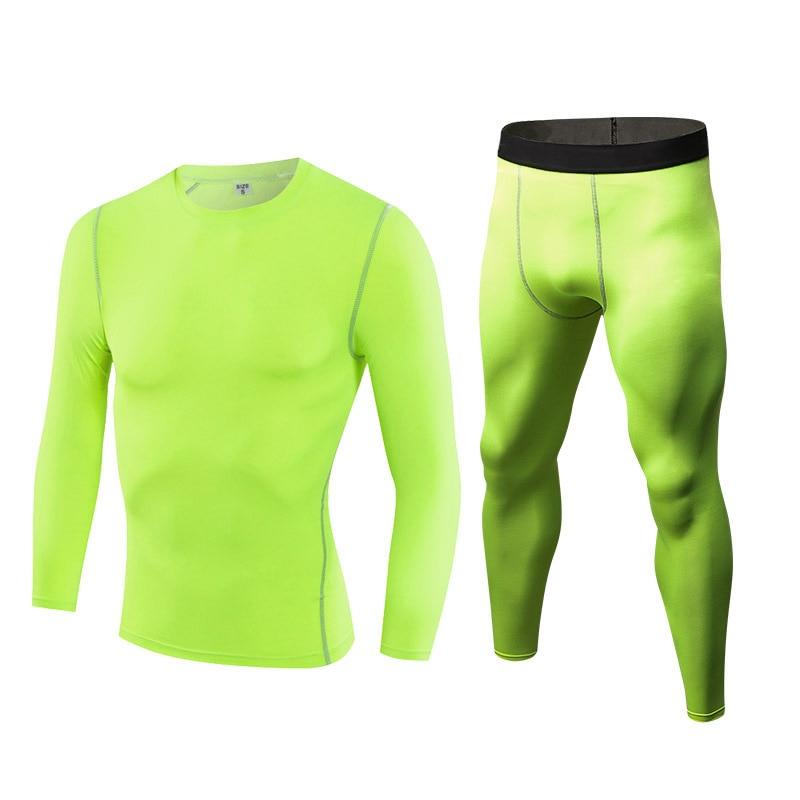 5-Компрессионный спортивный комплект из 2 предметов, летняя быстросохнущая дышащая Спортивная одежда для бега для мужчин, спортивная одежда ... смотреть на Алиэкспресс Иркутск в рублях