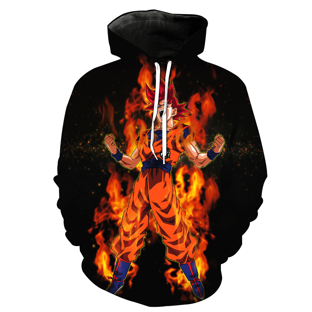 Sondirane Fashion Men/Women Hoodies 3D Print Cartoon Anime Hooded Sweatshirts Long Sleeve Pullovers Casual Hip Hop Sweat Tops