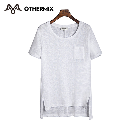 Aliexpress.com : Buy Othermix Basic T Shirt Women 2015 New Fashion ...