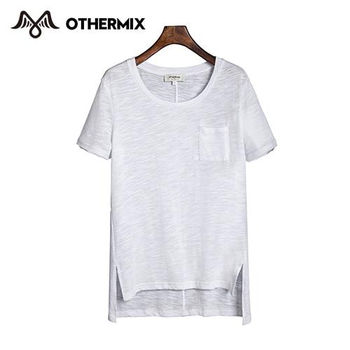 Aliexpress.com : Buy Othermix Basic T Shirt Women 2015 New Fashion ...
