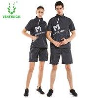 Men's Woman's Sportswear Gym Sports Man Wear Short Sleeve Sports Running Men Kits Training Soccer Jersey Suits