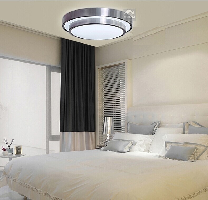 Round LED Ceiling Light Circular Ceiling Light Recessed
