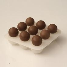 Силиконовая форма для мыла, 9-полость для ванной бомба шоколадные конфеты форма для изготовления мыла вручную слесарный