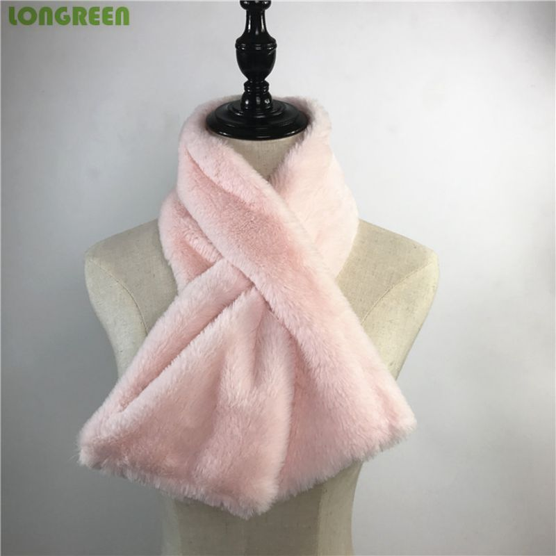 Scarf Pink A_
