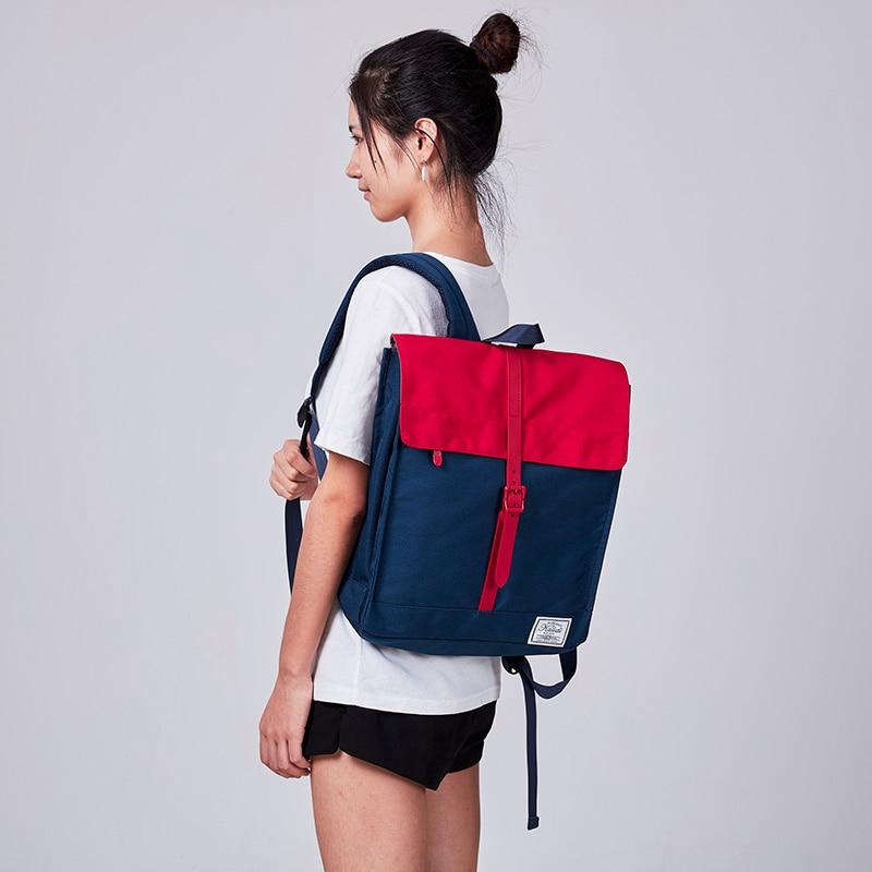 цена на KALIDI School Backpack For Girls Kids Teenager Back Pack Women Fashion Bag Laptop Backpack For Notebook 13 14 inch Weekend Bag