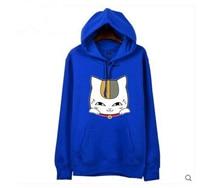 Nieuwe kleding gemaakt nieuwjaar lucky kat hoodie koppels dress en de beste zegen trui cartoon kat leraar modetrend
