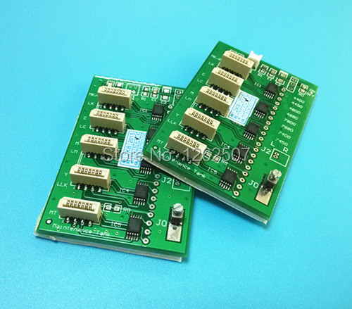все цены на High quality low price Compatible decoder coard For EPSON 9450 Chip Decoder ---Free shipping!!! онлайн