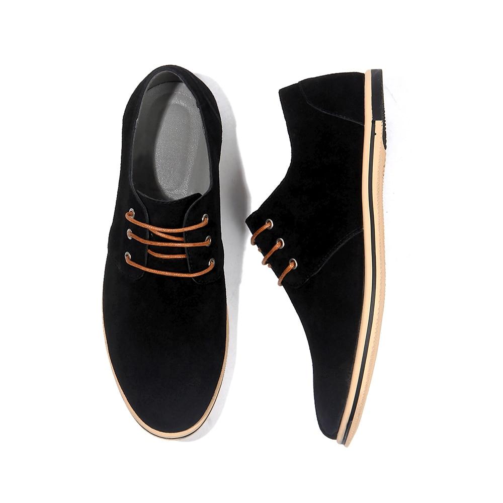 gris Mode Chaussures Taille Appartements 2018 En Mâle Richelieus Zapatillas Hombre Noir rouge 38 Printemps Dentelle Daim Cuir Hommes Nouveau jaune Casual 50 Up MqUVLSGpz