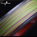 MK Band Новая цветная 8 сверхпрочных 165yds 8 прядей  плетеная полиэтиленовая рыболовная леска  мультифиламентная  10 фунтов ~ 100 фунтов