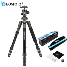55 inch Tripod & Monopod Profession Tripod Portable Travel Camera Stand with Ball Head and Carry Bag for SLR DSLR Digital Camera стоимость