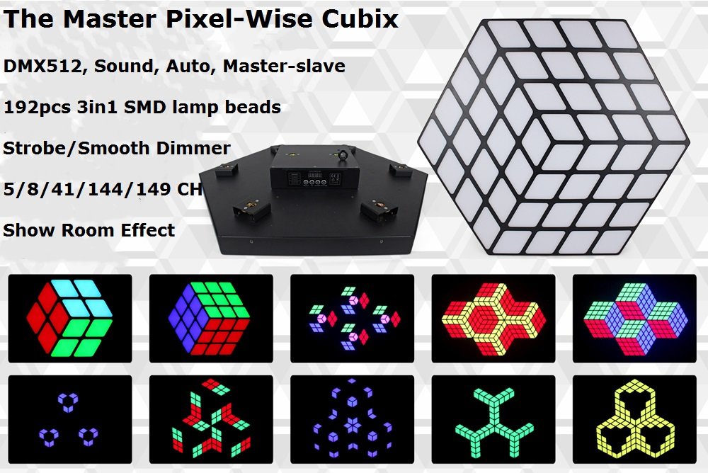 Ex-Works Price LED Stage Effect Light 192Pcs RGB 3IN1 SMD Lamp Beads Built In 31 Auto Program 90-240V For Dj Disco Party ShowsEx-Works Price LED Stage Effect Light 192Pcs RGB 3IN1 SMD Lamp Beads Built In 31 Auto Program 90-240V For Dj Disco Party Shows