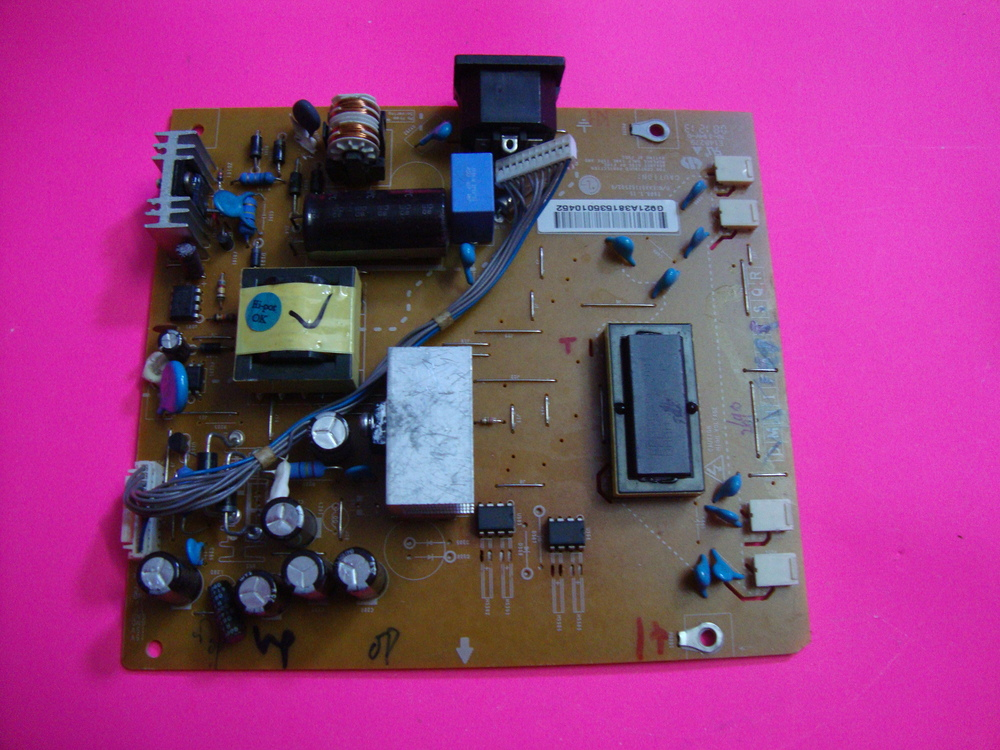 Free Shipping>Original EAX37152502  Display integrated high voltage power supply board-Original 100% Tested Working 48 l9002 a14 fp737s power board q7t3 power board high voltage power supply integrated plate