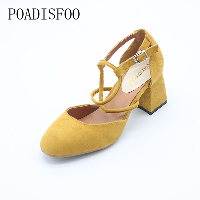 PADISFOO Women sandals hollow out with sandals female summer pointed high heels cross straps simple sexy