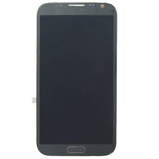 IPartsBuy écran LCD d'origine + écran tactile avec cadre pour Galaxy Note II/N7105