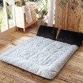 Colchón cálido y confortable en invierno tamaño 90x200 cm, 120x200 cm, 150x200 cm, 180x200 cm