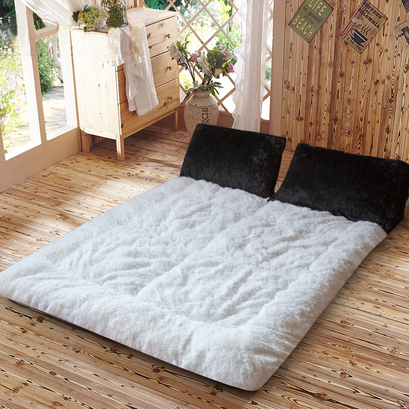 цена Warm and comfortable thick mattress ,mat in winter size 90x200cm,120x200cm,150x200cm,180x200cm онлайн в 2017 году