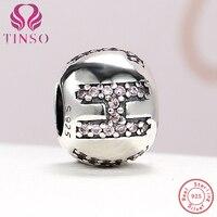 100% Authentieke 925 Sterling Zilver Geloof Charm Kralen Fit Charms Pandora Armband DIY Originele Zilveren Sieraden Maken Accessoires