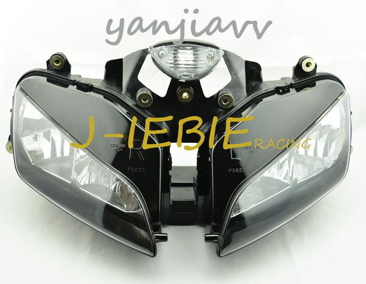 Front Headlight Head Light Lamp Assembly For Honda Cbr600rr Cbr Rr F 2005 2006 In Full Fairing Kits From Automobiles Motorcycles On