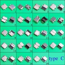 Запасные части yuxi для замены разъем питания micro mini usb