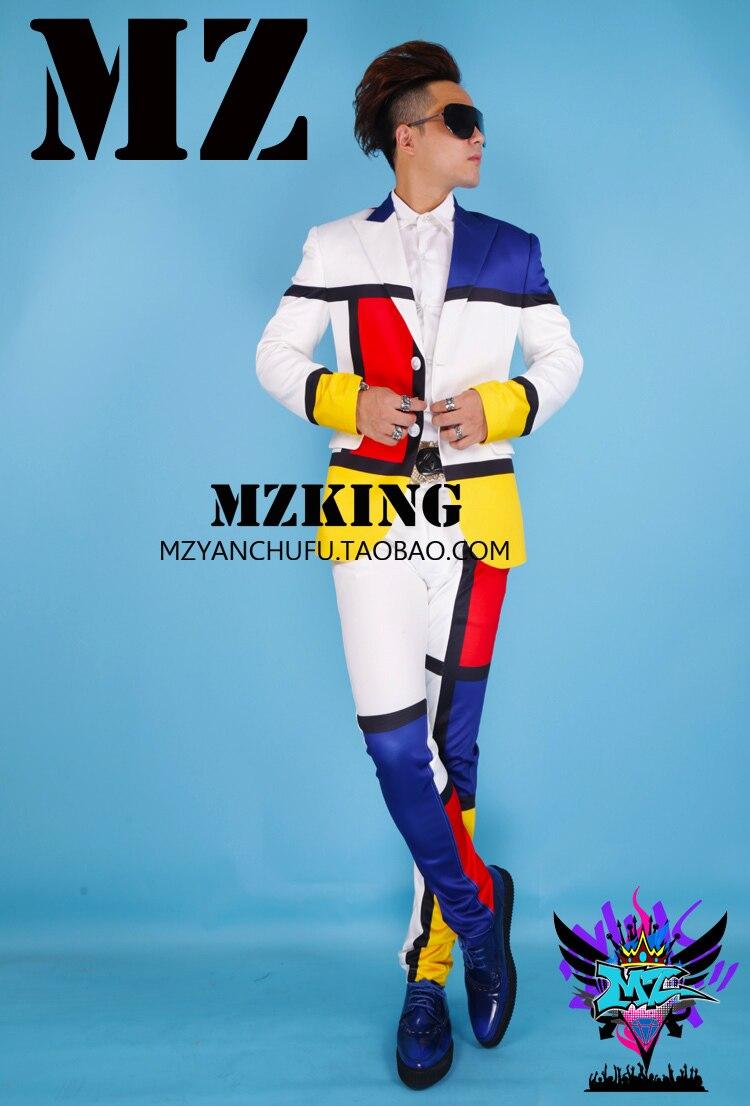 Men Singers Bigbang