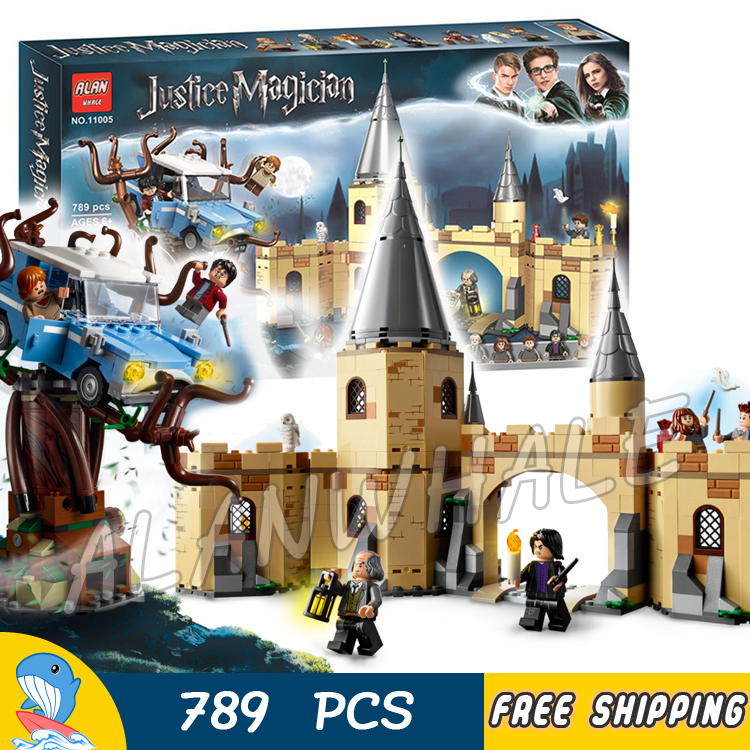 LEGO Harry Potter and The Chamber of Secrets Hogwarts Whomping Willow Magic Toys