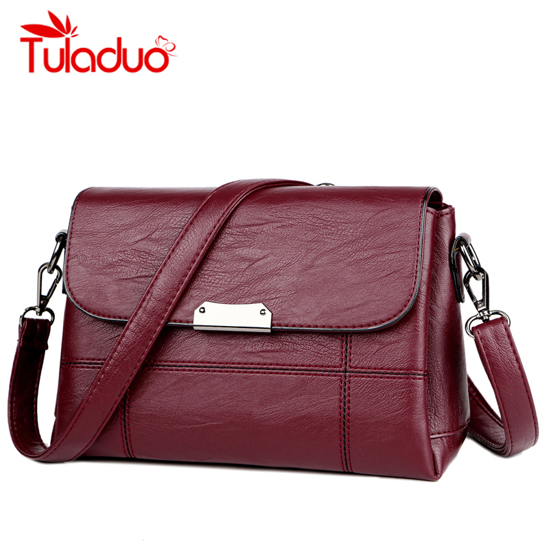 PU Leather Shoulder Bags For Women High Quality Handbags Luxury Ladies Crossbody Bags Designer Female Messenger Bag 2018 Summer hanup new high quality women clutch bag fashion pu leather handbags flap shoulder bag ladies messenger bags crossbody purse