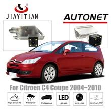 Câmera de Visão Traseira Para Citroen C4 Coupe JIAYITIAN 2004 ~ 2010 Night Vision/CCD Câmera Reversa Câmera placa de licença câmera de segurança