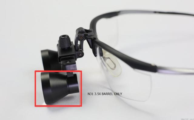 2f9f84e3570a TAO S TTL N31 3.0x barrels only dental equipment surgical loupes ttl dental  loupes only