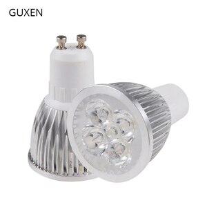 Image 1 - GUXEN GU10 Led מנורת הנורה ניתן לעמעום/ללא ניתן לעמעום 3W 4W 5W 6W 8W 9W 10W AC110V 240V Led זרקור לסלון