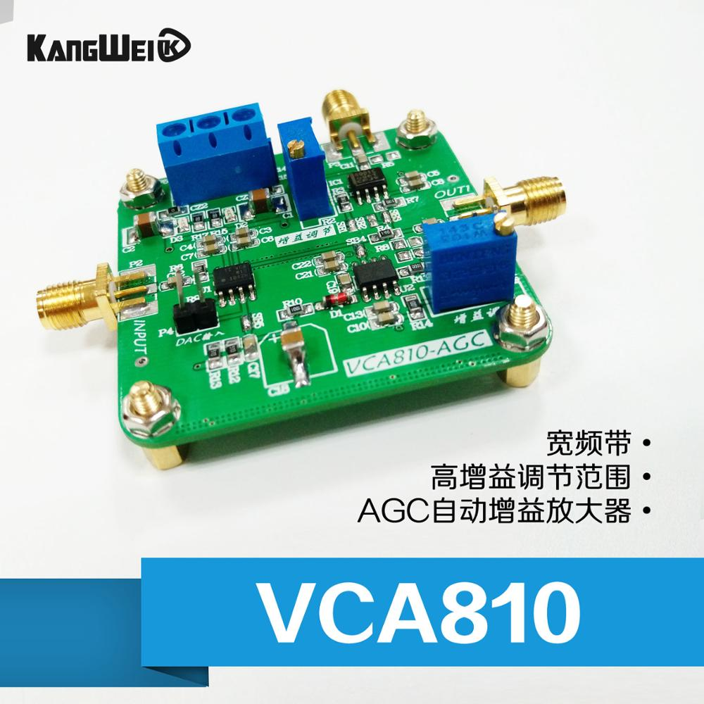 VCA810 module AGC automatic gain amplifier with the latest version of the latest version of the best quality insuranceVCA810 module AGC automatic gain amplifier with the latest version of the latest version of the best quality insurance