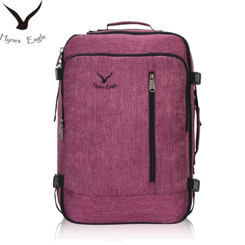 Hynes Eagle marque Designer 38L vol approuvé Weekender porter des sacs à dos pour hommes femmes Vintage voyage sacs à dos sac à bagages