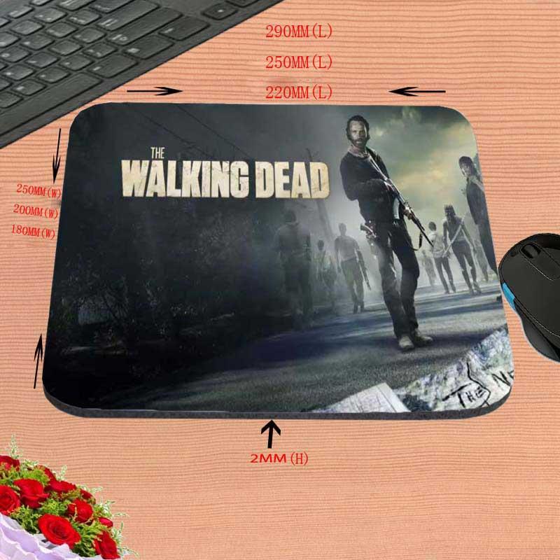 Walking Dead Season 5 New Square Customized Support Rubber Gaming - Periféricos de la computadora - foto 4