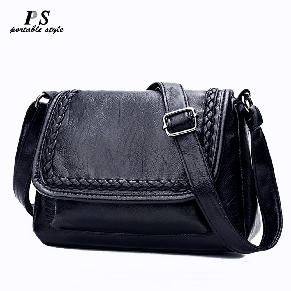 2019 Luxury Handbags Large Genuine Leather Women Bag Bags Designer Messenger High Quality Female Tote Bolsa Feminina