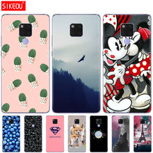 silicone case For Huawei Mate