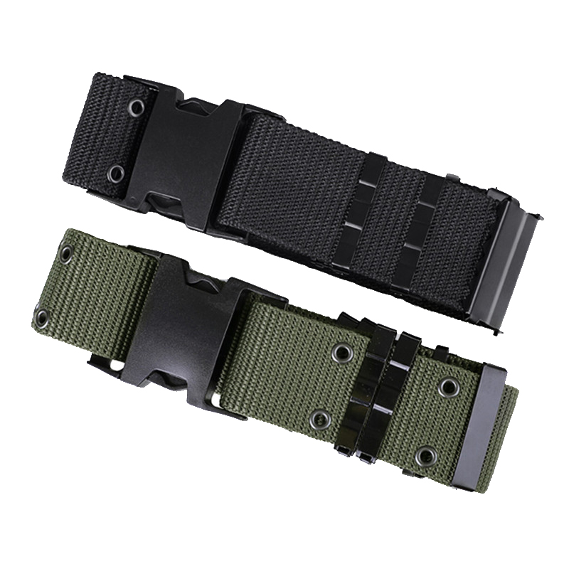 Tactical Nylon Belts Special Forces Delta Force Spetsnaz OPS Commando - Apparel Accessories