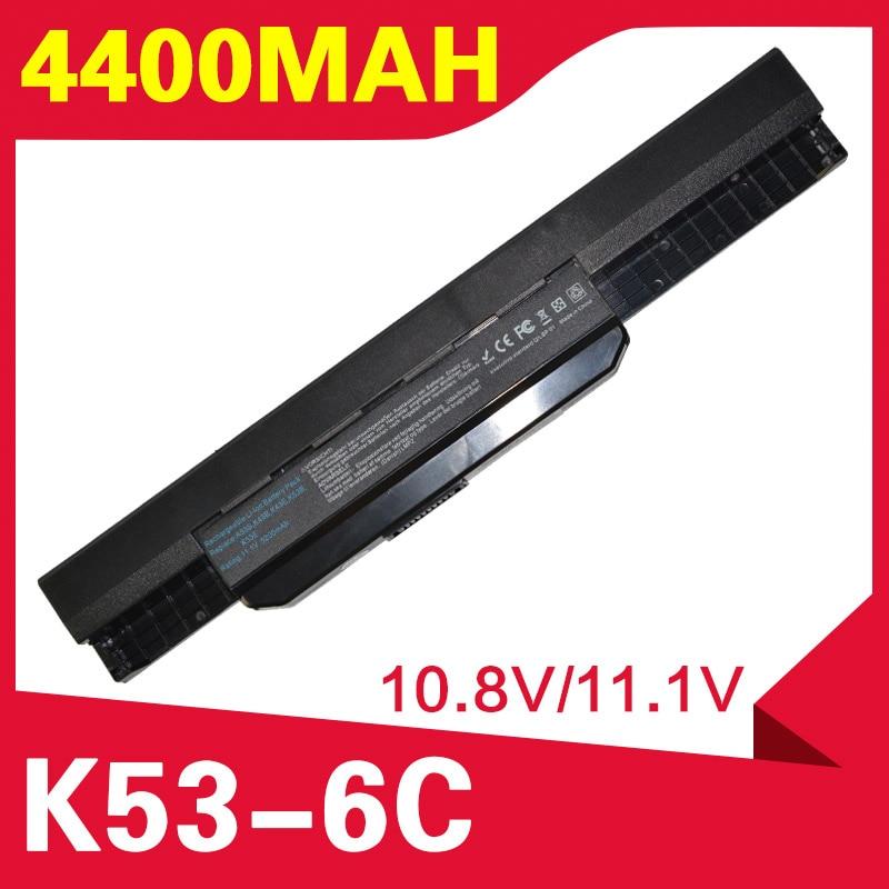 ApexWay batterie Pour Asus A43 A53 K53F K53J K53S K53SV K53T K53U A32-K53 A53S A53z A53SV K43 K43E K43J K43S K43SV K53 K53EApexWay batterie Pour Asus A43 A53 K53F K53J K53S K53SV K53T K53U A32-K53 A53S A53z A53SV K43 K43E K43J K43S K43SV K53 K53E