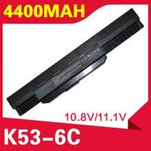 ApexWay battery For Asus A43 A53 K53F K53J K53S K53SV K53T K53U A32-K53 A53S A53z A53SV K43 K43E K43J K43S K43SV K53 K53E 10pcs ac dc jack power port socket plug for asus a53 a53u a53e a53z a53u xe3 a53u es21 k53 k53e k53s k53sv x53s k52