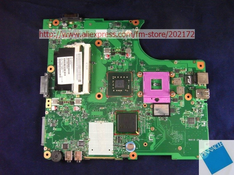 V000138650 Motherboard for Toshiba L300 6050A2264901 PS10V000138650 Motherboard for Toshiba L300 6050A2264901 PS10