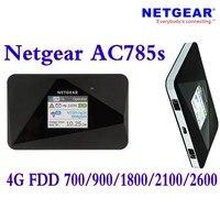 Разблокирована Netgear AirCard 785 S (AC785S) Мобильная точка доступа двухдиапазонный Wi-Fi 2,4 ГГц/5 ГГц 4 г FDD 700/850/1900/2600/AWS (1700/2100) МГц